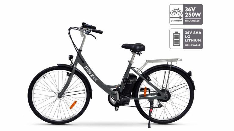 e-bike:NIlox eBike X5