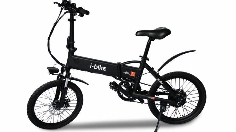 e-bike: i fold