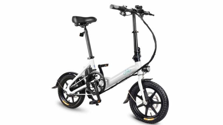 e-bike: Fiido D3