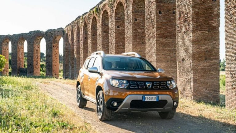 Dacia duster 2020 gpl