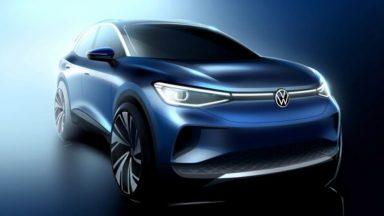 Volkswagen ID.4: avviata la produzione del SUV elettrico