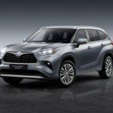 Toyota Highlander: debutto europeo per il SUV giapponese