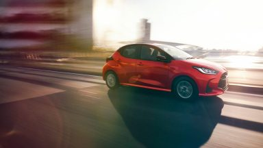 Toyota Motor Europe festeggia un 2020 in controtendenza