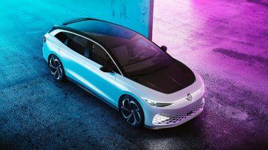 Volkswagen ID. Space Vizzion: la station elettrica si farà