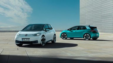Volkswagen ID.3: i prezzi partono da 35.574 euro