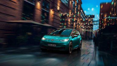 Volkswagen ID.3: via alle consegne dal mese di settembre
