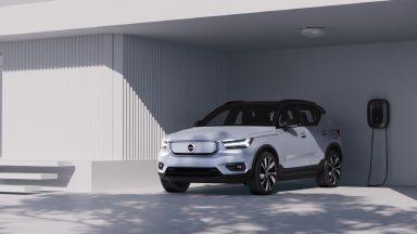 Volvo: siglato un accordo con Enel X per le auto elettriche