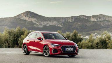 Audi: si amplia la gamma ibrida con la A3, Q3 e Q8 plug-in