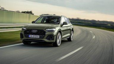 Audi Q5 2020: col restyling ecco anche il diesel ibrido