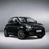 Fiat 500 elettrica: arriva la versione France Edition