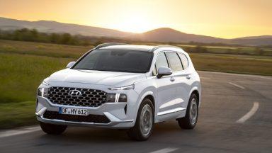 Hyundai Santa FE 2020: nuovo design e motori ibridi