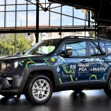 Jeep Renegade ibrida: via ai test di lunga durata