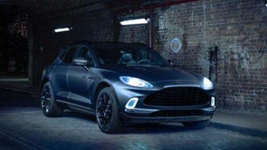 Aston Martin DBX: arriverà anche la 7 posti e la Coupé?