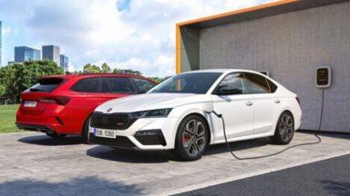 E-Noise: ecco il rombo delle auto elettriche di Skoda