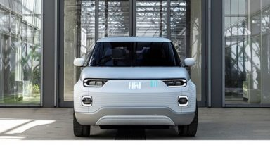 """Fiat Concept Centoventi: """"Best Concept Car"""" del 2019"""
