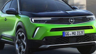 Opel Mokka: elettrica, tutta nuova e con un design sportivo