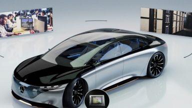 Mercedes e Nvidia: partnership per una guida autonoma