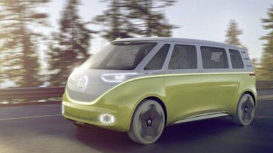 Volkswagen: il Bulli elettrico pronto a diventare realtà