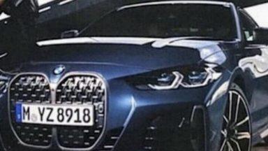 BMW Serie 4 Coupé 2020: compare la prima immagine leak