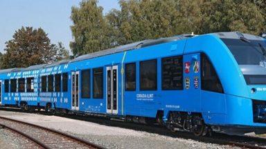 Alstom e Snam studiano in Italia i primi treni ad idrogeno
