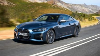 Nuova BMW Serie 4 Coupé: tecnologica, potente ed iconica