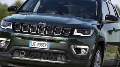 Jeep presenta la nuova Compass costruita in Italia