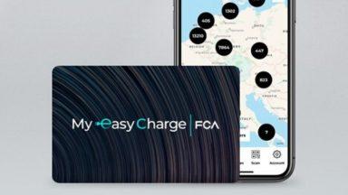 FCA: ecco My Easy Charge per elettriche e ibride Plug-In