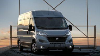 Fiat e-Ducato: il veicolo Professional 100% elettrico