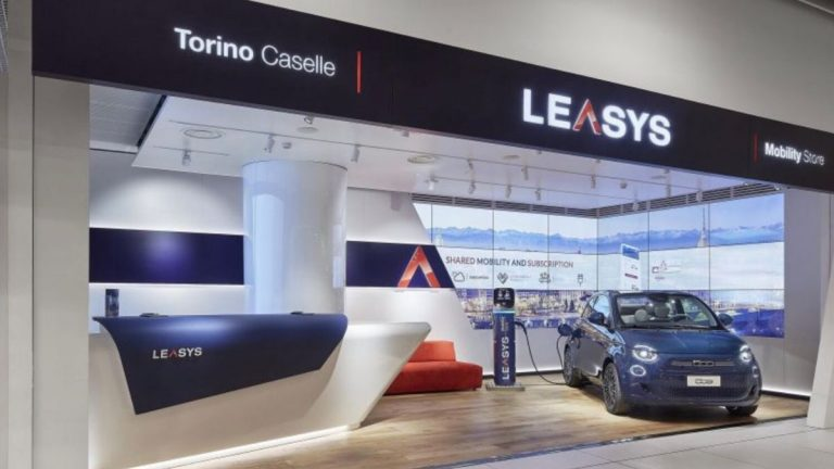 Leasys Mobility Store