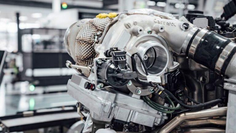 Mercedes nuovo motore