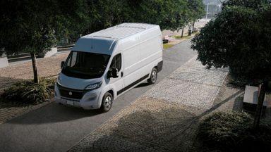 Fiat Ducato elettrico: ecco le specifiche tecniche del van