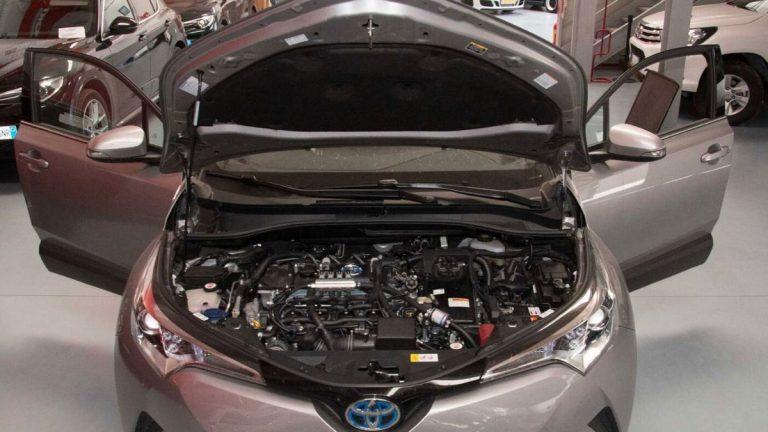Auto ibrida/metano
