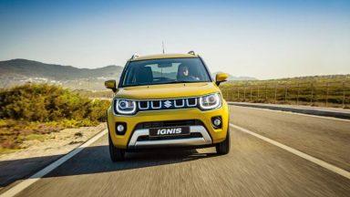 Nuova Suzuki Ignis: la promozione del mese di ottobre 2021