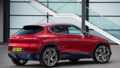 Alfa Romeo: un SUV in stile Tonale, compatto ed elettrico