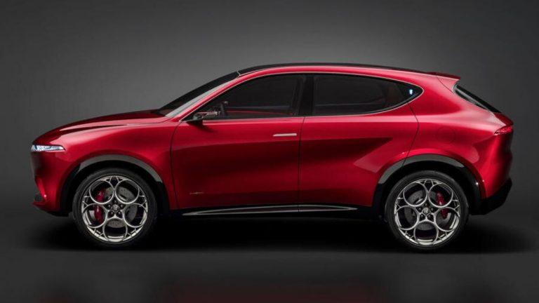 Alfa Romeo suv compatto