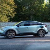 Citroen e-C4: il SUV-coupè elettrico da 350 km di autonomia