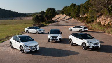 Peugeot: controllo ed igienizzazione auto anche a domicilio