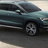 Seat Ateca 2020: un restyling sulle orme della Leon
