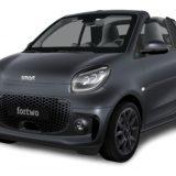 Smart Fortwo EQ: ecco le edizioni Parisblue e Suitegrey