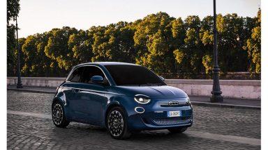 Fiat 500 elettrica: via agli ordini da 34.900 euro