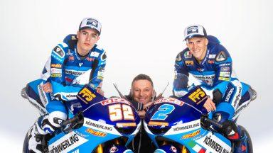 Relicense in Moto3 insieme alla Gresini Racing