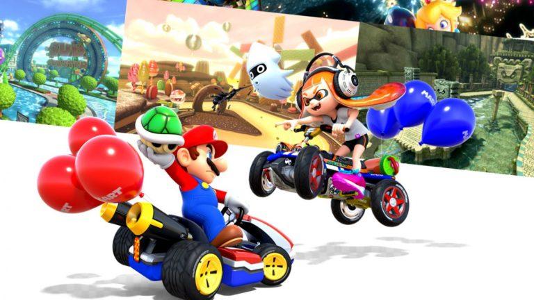 Mario Kart 8 Deluxe prezzo Nintendo Switch