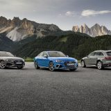 Audi A4: col Model Year 2021 arrivano anche le novità ibride