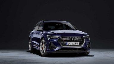 Audi e-tron: le anticipazioni sul restyling di metà carriera