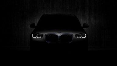 BMW iX3: il SUV elettrico sarà svelato il 14 luglio
