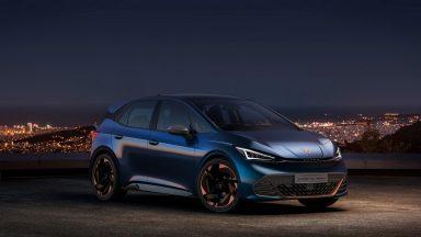 Cupra El-Born: l'elettrica sportiva con 500 Km di autonomia