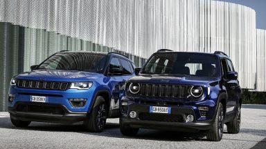 Jeep: ecco i dettagli della Compass e Renegade ibride