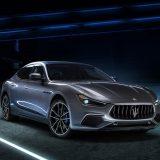Maserati Ghibli Hybrid: la svolta elettrica del Tridente