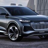 Audi Q4 Sportback e-Tron Concept: bellissimo e che autonomia