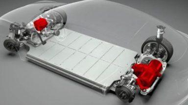 Panasonic: in cantiere delle batterie potenziate per Tesla